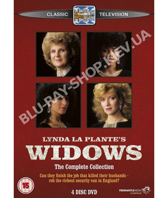 Вдовы (1-3 сезоны) [3 DVD]
