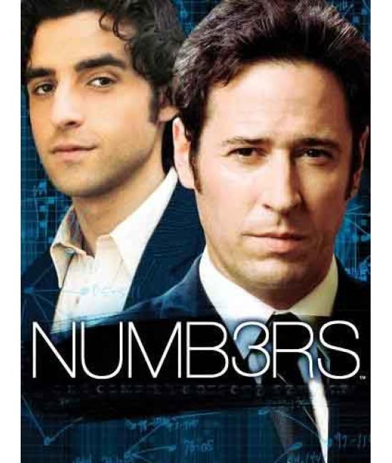Числа (1-6 сезоны) [7 DVD]