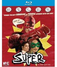 Супер [Blu-ray]
