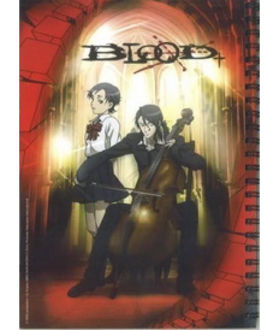 Кровь+ [1 DVD]