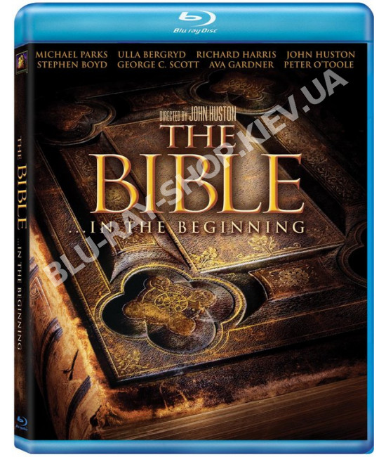 Библия [Blu-Ray]