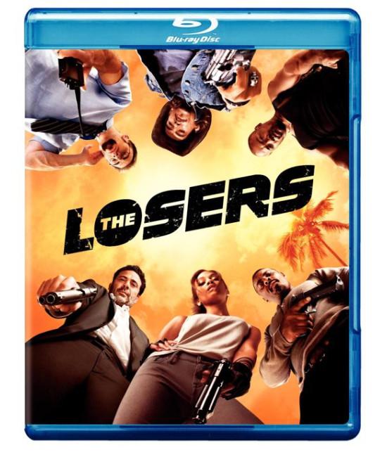 Лузеры [Blu-ray]