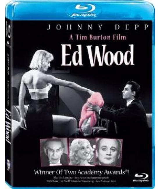 Эд Вуд [Blu-ray]