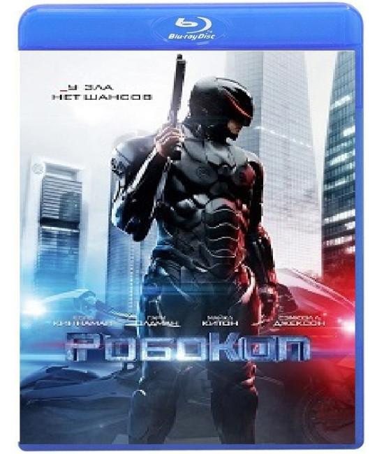 Робокоп [Blu-ray]