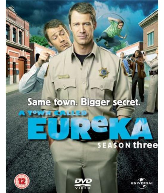 Эврика (1-5 сезоны) [5 DVD]