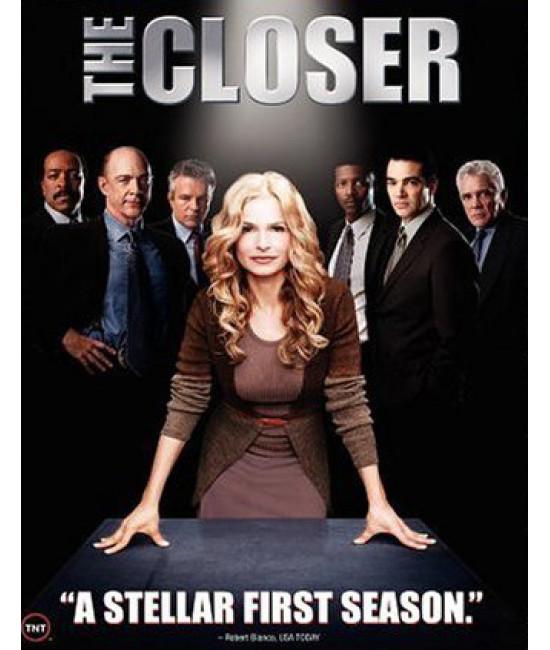 Ищейка (1-7 сезоны) [7 DVD]