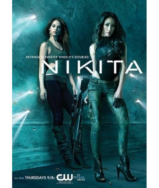 Никита (1-3 сезон) [6 DVD]