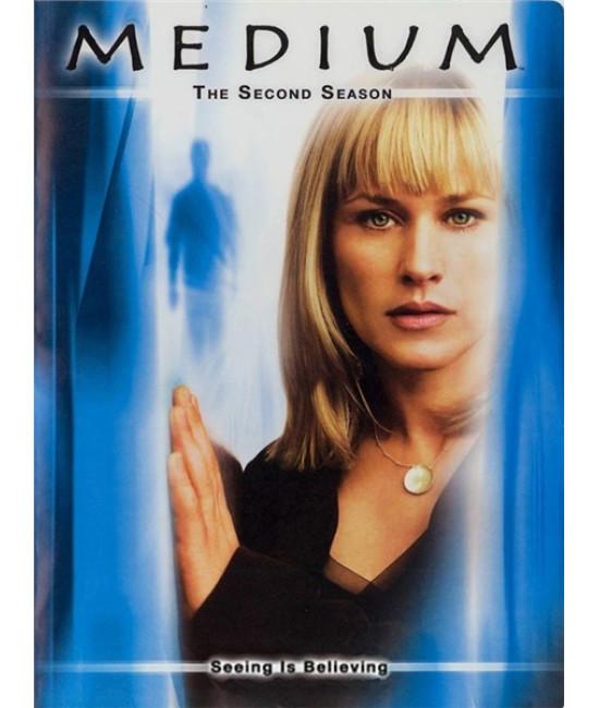 Медиум (1-7 сезоны) [7 DVD]