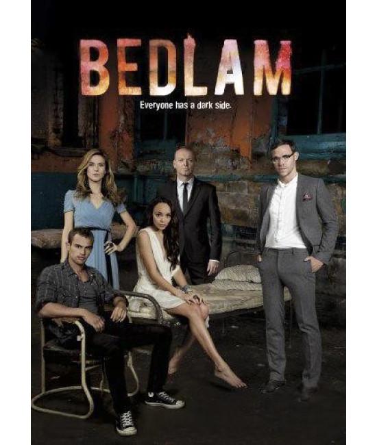 Бедлам (1-2 сезон) [1 DVD]