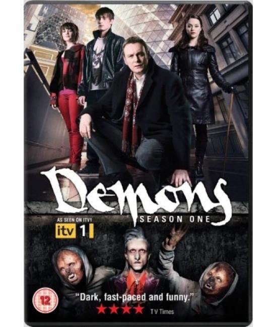 Демоны (1 сезон) [1 DVD]