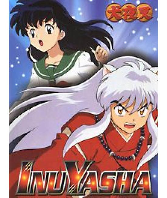 Инуяся (1-167 серий из 167 + 4 фильма) [6 DVD]