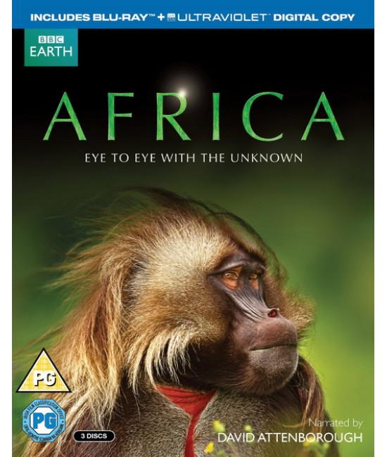 Африка [3 Blu-ray]