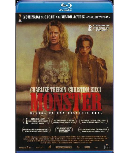 Монстр [Blu-ray]