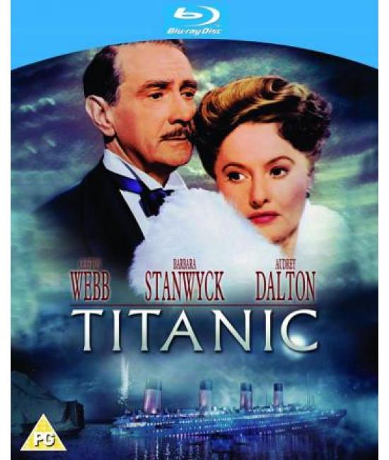 Титаник 1953 [Blu-ray]