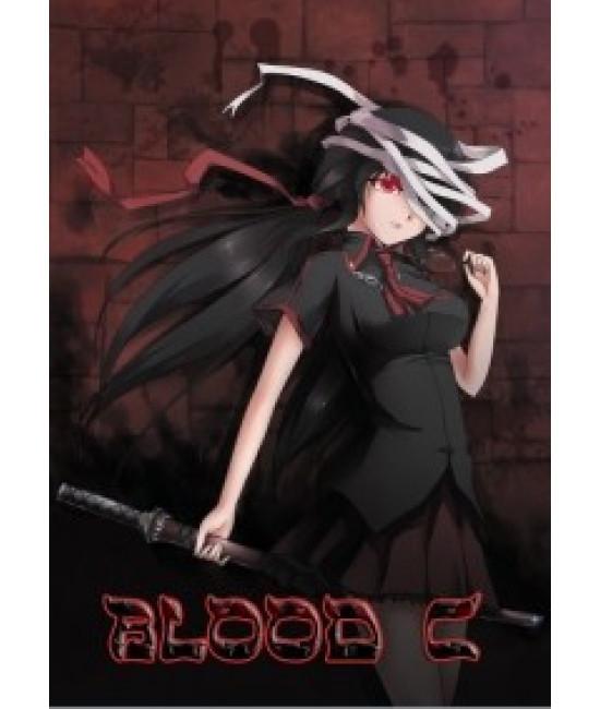 Кровь-С [2 DVD]