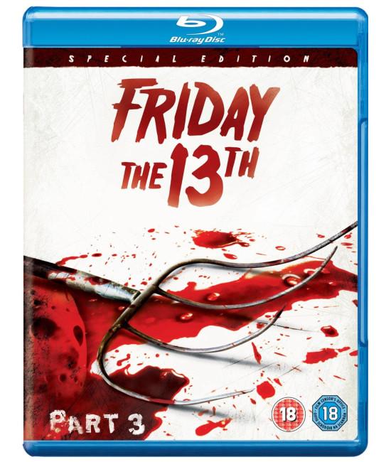 Пятница 13 Часть 3 [Blu-Ray]