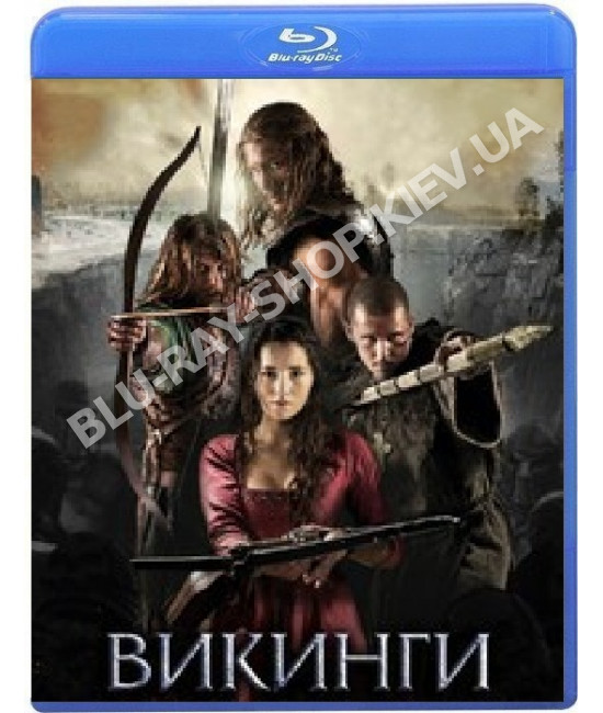 Викинги [Blu-ray] 2014