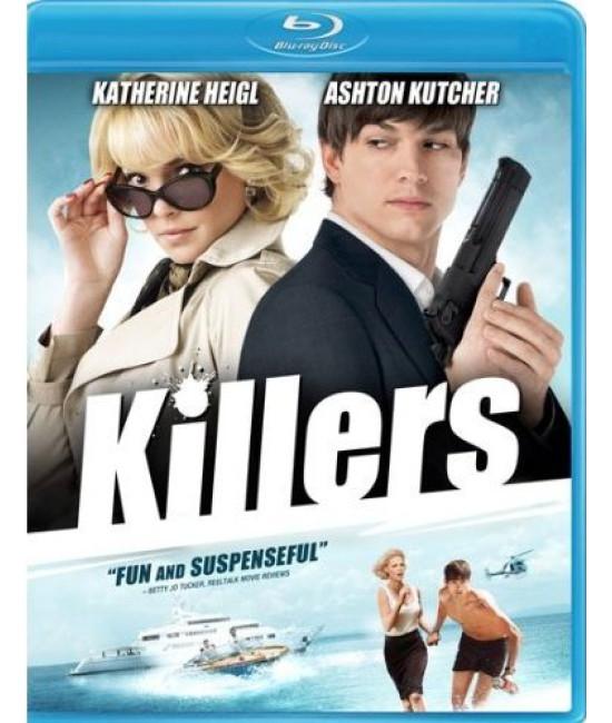 Киллеры [Blu-ray]