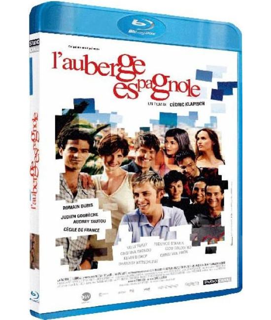 Испанка [Blu-Ray]