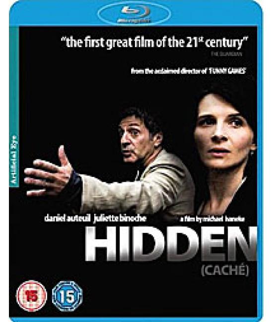 Скрытое [Blu-ray]