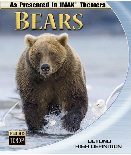 Медведи [Blu-ray]