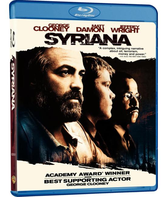 Сириана [Blu-ray]