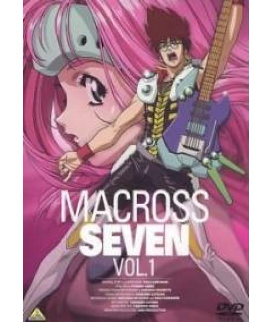 Макросс 7 [2 DVD]