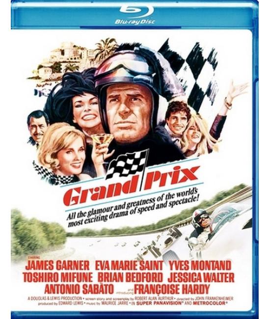 Гран При [Blu-Ray]