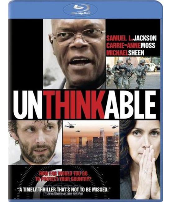 Немыслимое [Blu-ray]