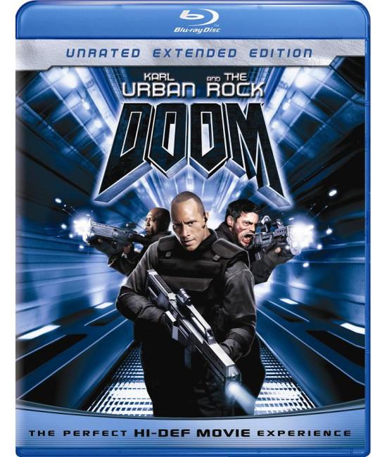 Дум (Расширенная версия) [Blu-Ray]