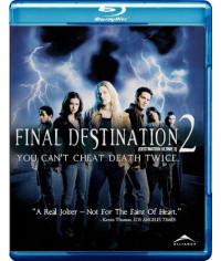 Пункт назначения 2 [Blu-ray]