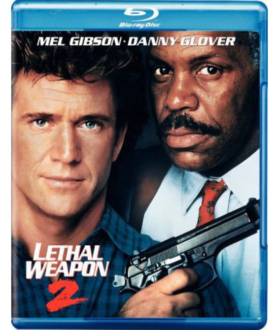 Смертельное оружие 2 [Blu-ray]