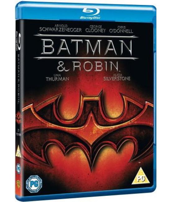 Бэтмен и Робин [Blu-Ray]