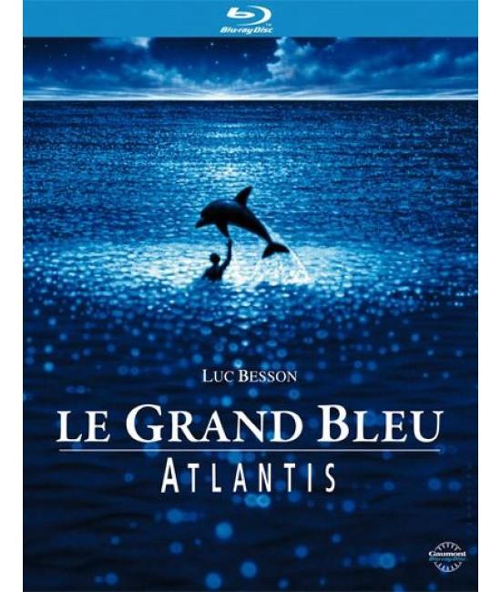 Голубая бездна [Blu-Ray]