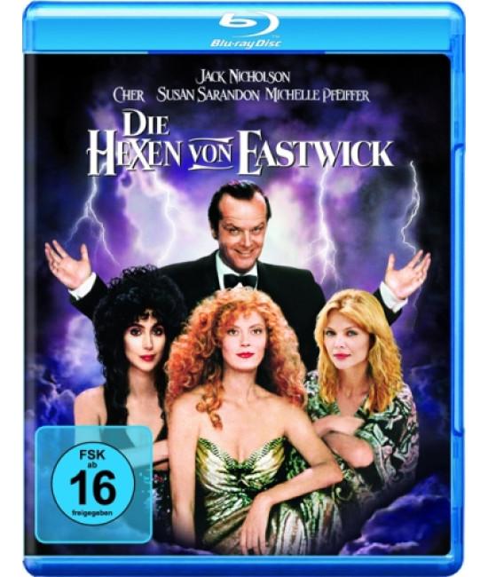Иствикские ведьмы [Blu-Ray]