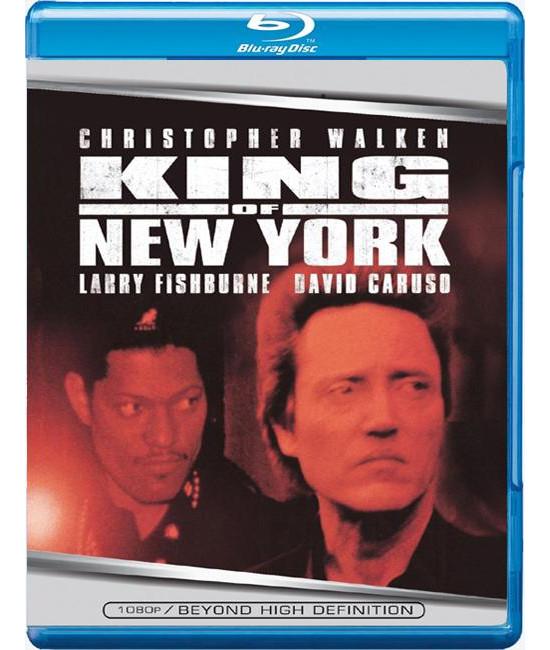 Король Нью-Йорка [Blu-ray]