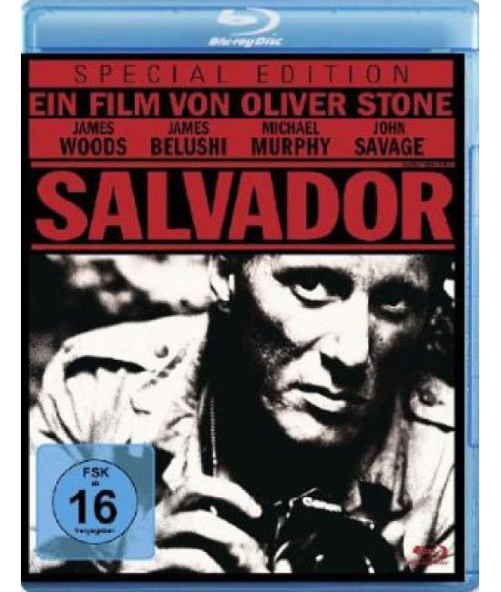 Сальвадор [Blu-ray]