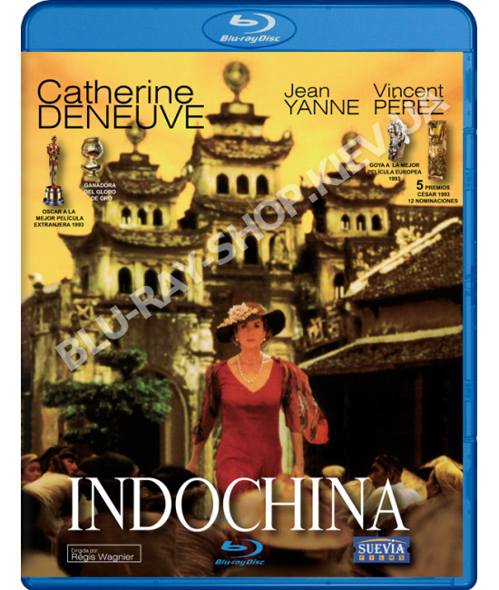 Индокитай [Blu-Ray]