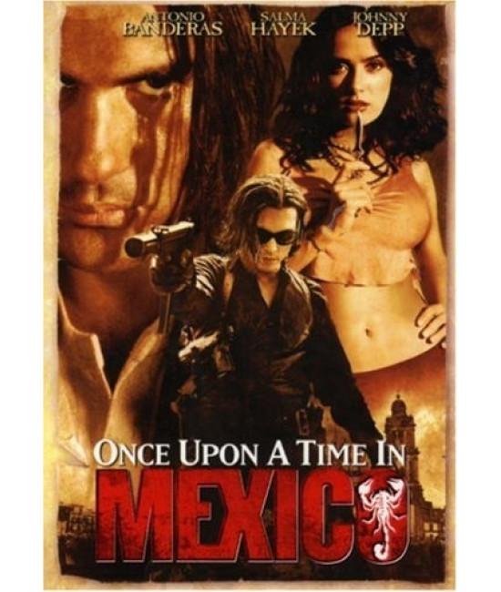 Однажды в Мексике [Blu-ray]
