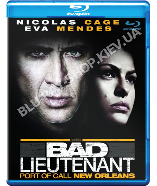 Плохой лейтенант [Blu-ray]