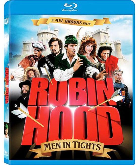 Робин Гуд: Мужчины в трико [Blu-ray]