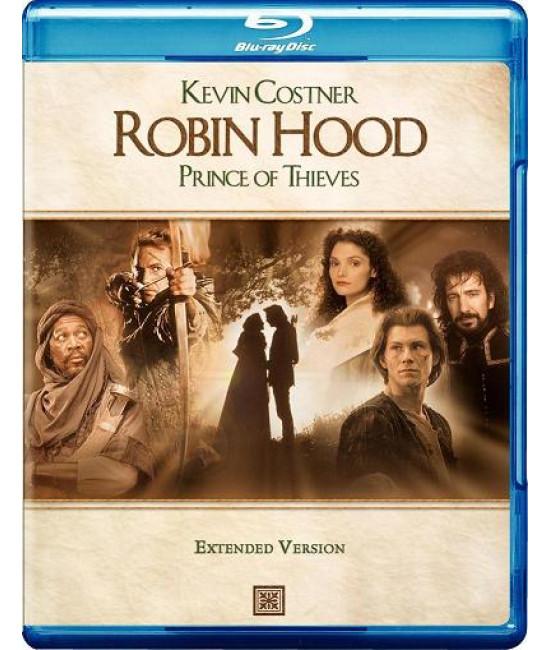Робин Гуд - Принц воров [Blu-ray]