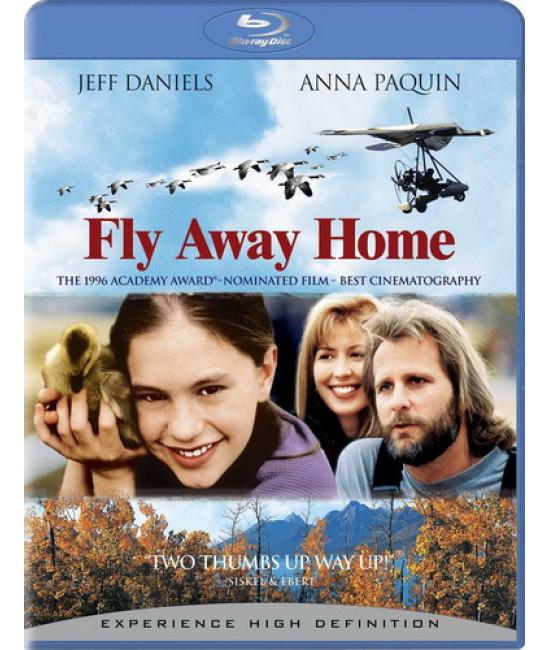 Летите домой [Blu-ray]
