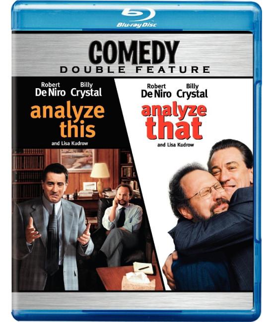 Анализируй то [Blu-Ray]
