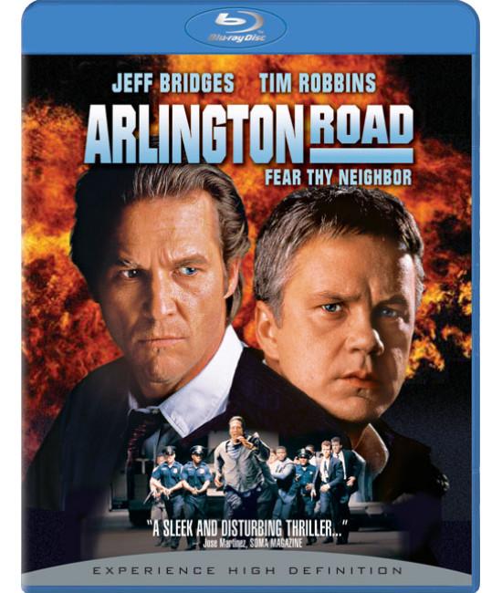 Дорога на Арлингтон [Blu-Ray]