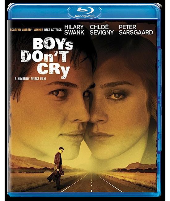Парни не плачут [Blu-ray]