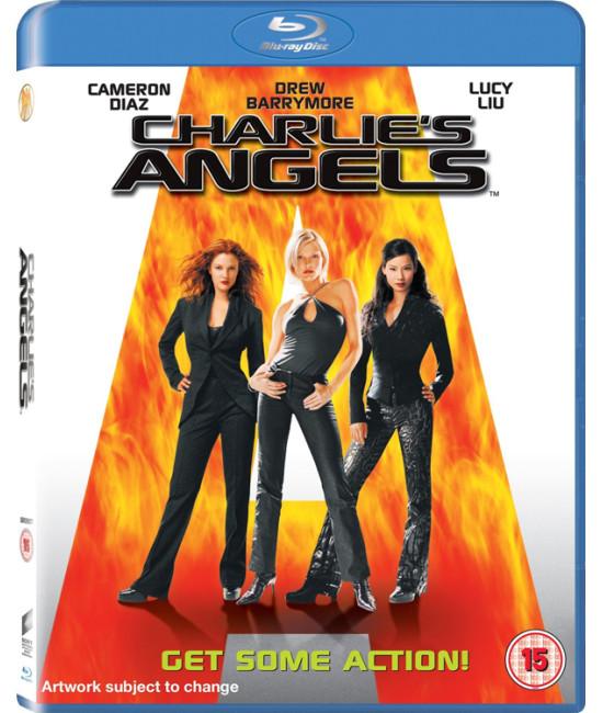 Ангелы Чарли [Blu-Ray]