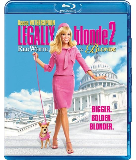 Блондинка в законе 2 [Blu-Ray]