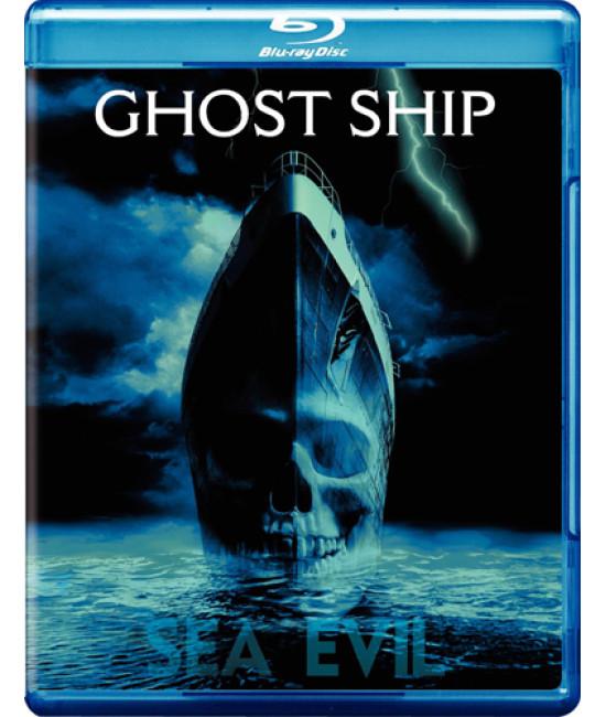 Корабль-призрак [Blu-ray]