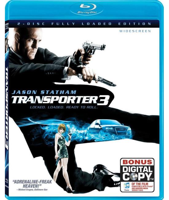 Перевозчик 3 [Blu-ray]